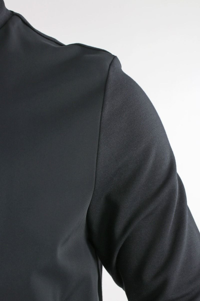 JACKET TECHNICAL BLUE JERSEY WITH ZIP